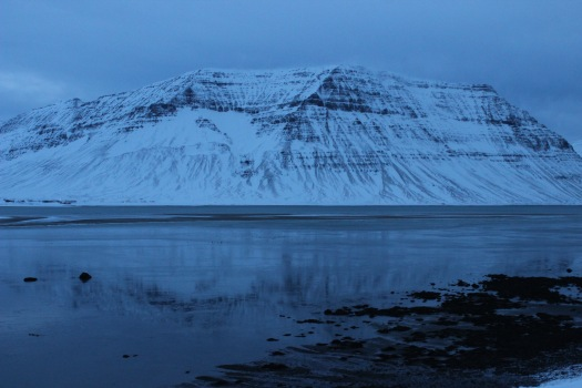 Flateyri, West Fjords of Iceland