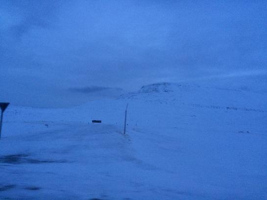 Flateyri, West Fjords Iceland